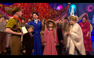 Mary Poppins on Blue Peter