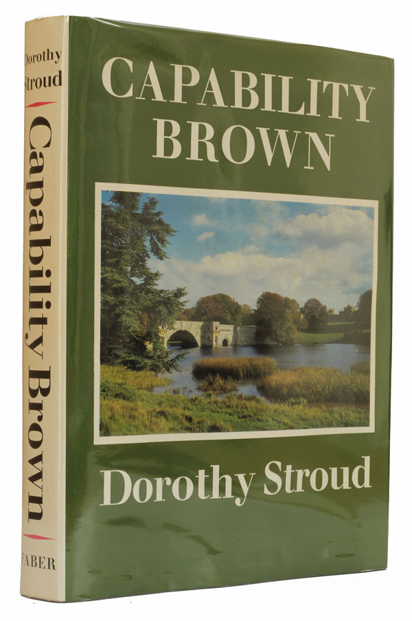 Capability Brown. Dorothy Stroud.