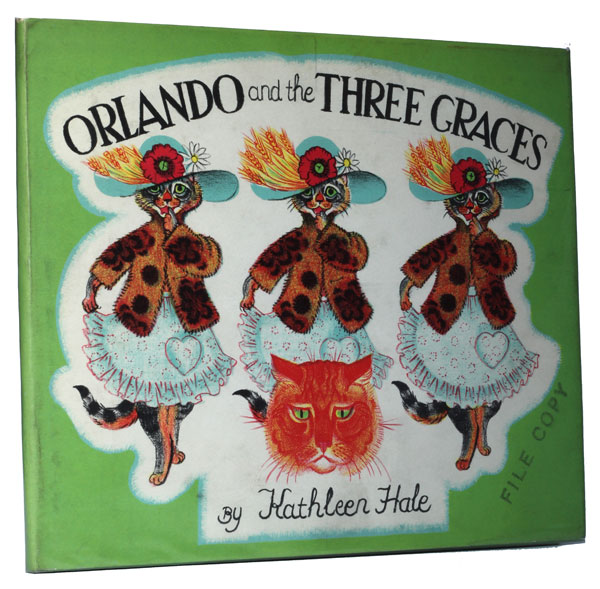 Orlando and the Three Graces. Kathleen Hale.
