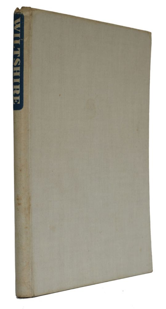 Shell Guide to Wiltshire. Robert Byron.