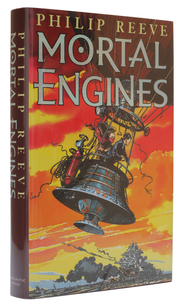 Mortal Engines. Philip Reeve.