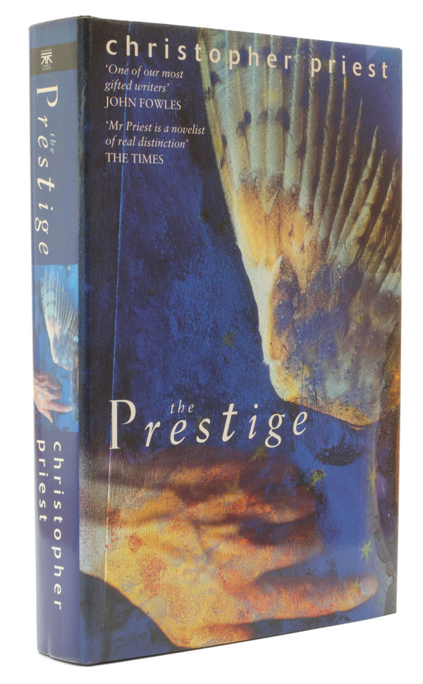 The Prestige. Christopher Priest.