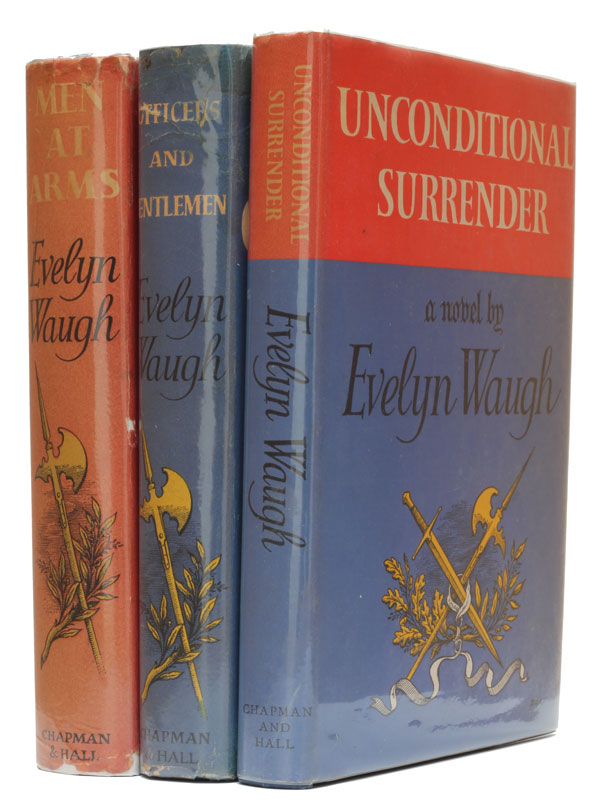 The Sword of Honour Trilogy. Evelyn Waugh.