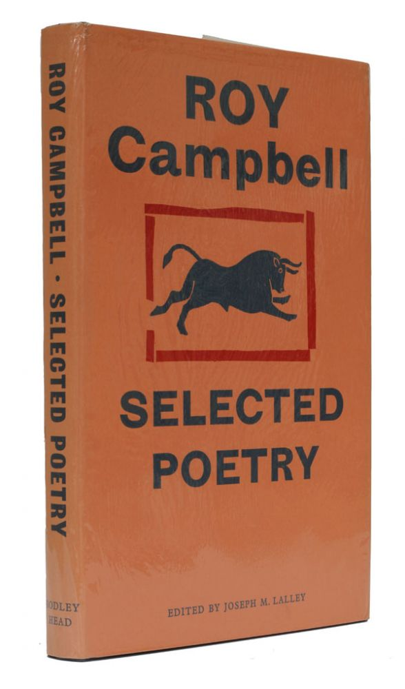 Selected Poetry. Roy Campbell.