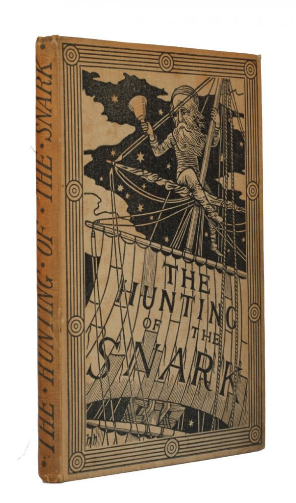 The Hunting of the Snark. Lewis Carroll, Charles Lutwidge Dodgson.