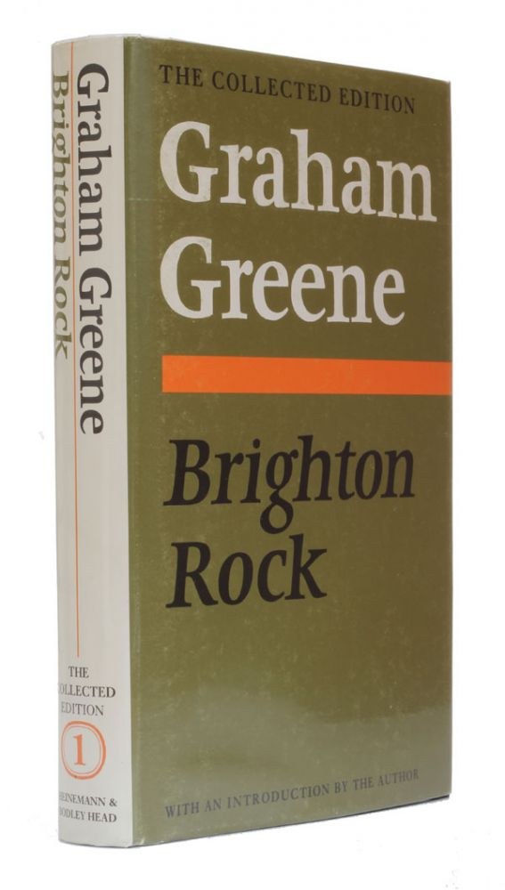 The Collected Edition of the Works of Graham Greene. Graham Greene.