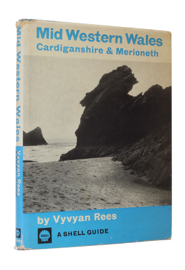 Mid Western Wales - Cardiganshire & Merioneth. Vyvyan Rees.