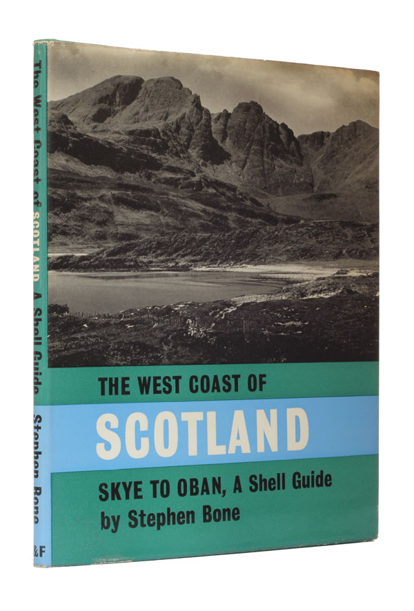 The West Coast of Scotland - Skye to Oban. Stephen Bone.