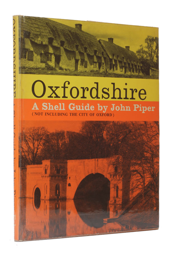 Oxfordshire (not including the City of Oxford). John Piper.
