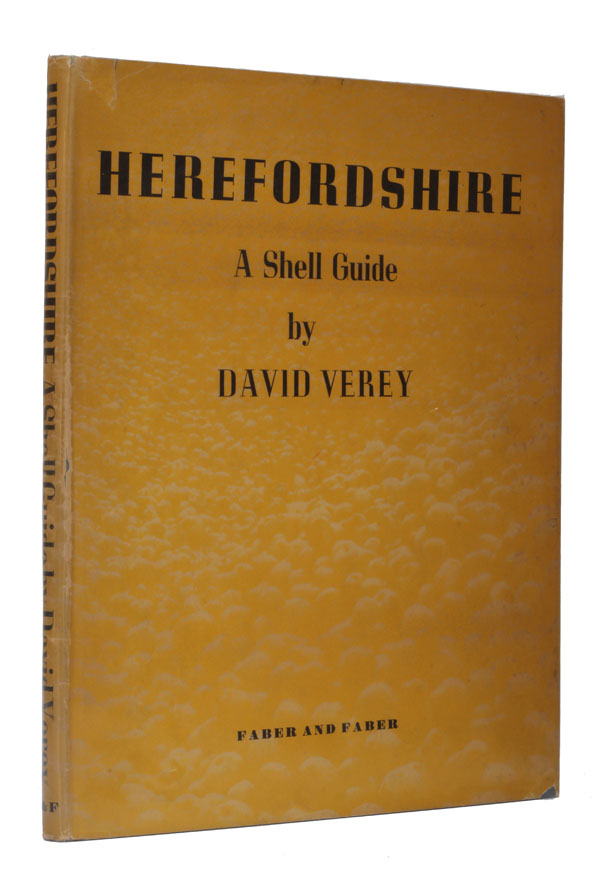 Herefordshire. David Verey.