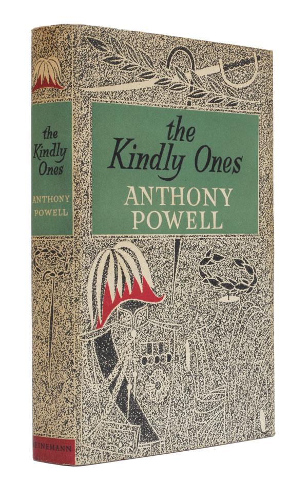 The Kindly Ones. Anthony Powell.