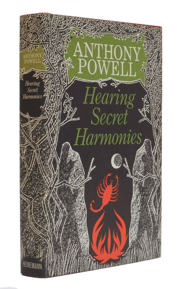 Hearing Secret Harmonies. Anthony Powell.