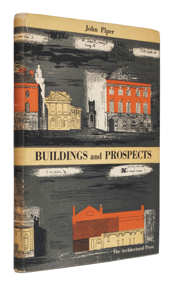 Buildings and Prospects. John Piper.