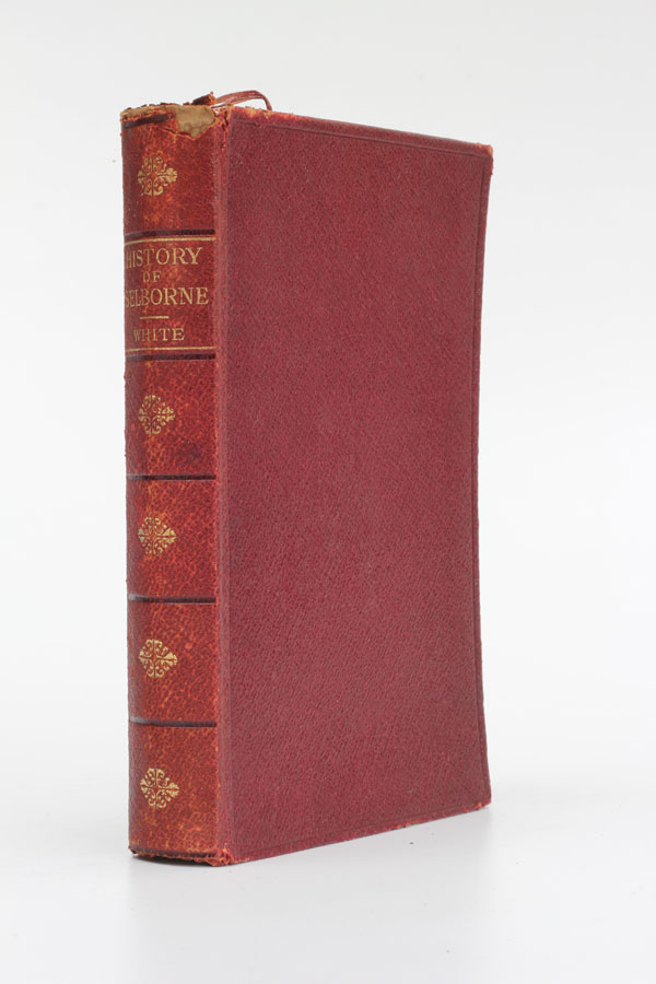 The Natural History of Selborne. Gilbert White.