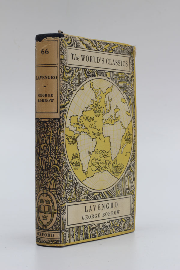 Lavengro. George Borrow.