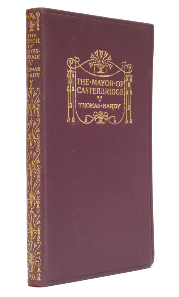 The Life and Death of the Mayor of Casterbridge. Thomas Hardy.