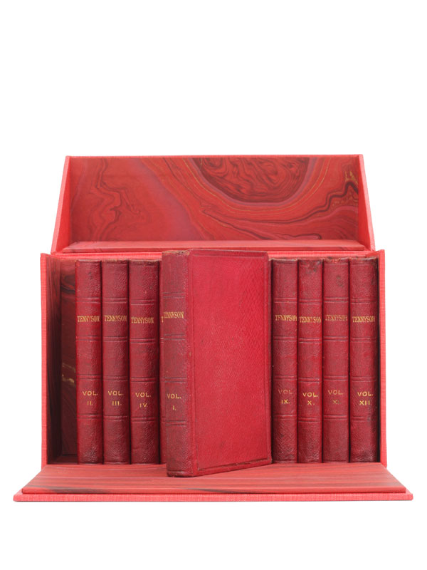 The Poetical and Dramatic Works of Alfred Tennyson Poet Laureate. Alfred Lord Tennyson.