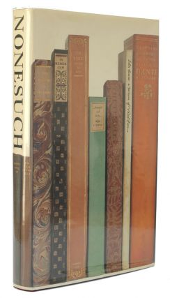 A History of the Nonesuch Press. John Dreyfus