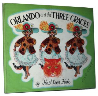 Orlando and the Three Graces. Kathleen Hale