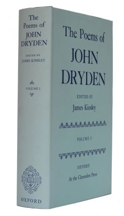 The Poems of John Dryden