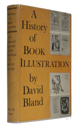 A History of Book Illustration. David Bland