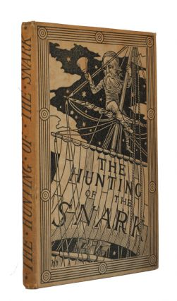 The Hunting of the Snark. Lewis Carroll, Charles Lutwidge Dodgson