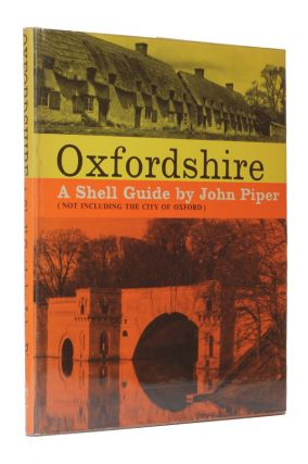 Oxfordshire (not including the City of Oxford). John Piper