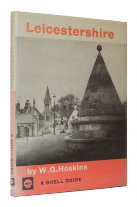 Leicestershire. W. G. Hoskins
