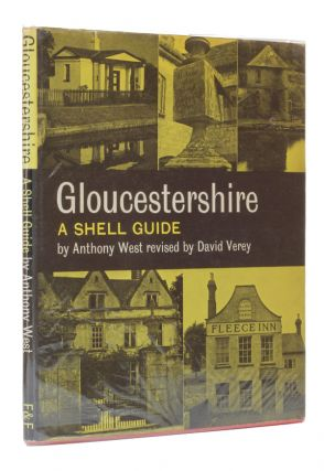 Gloucestershire. Anthony West, David Verey