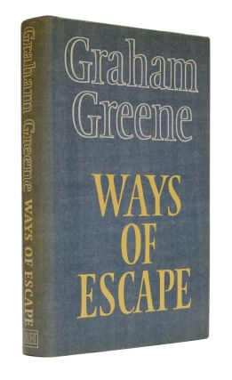 Ways of Escape. Graham Greene