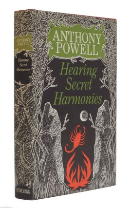 Hearing Secret Harmonies. Anthony Powell