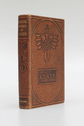 Poetical Works. John Keats
