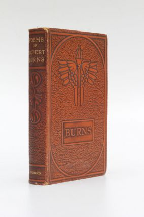 The Poems. Robert Burns