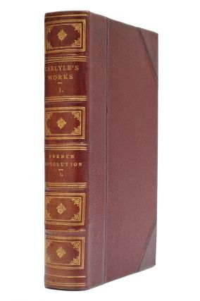 """""""The Ashburton Edition"""" of Thomas Carlyle's Works"""