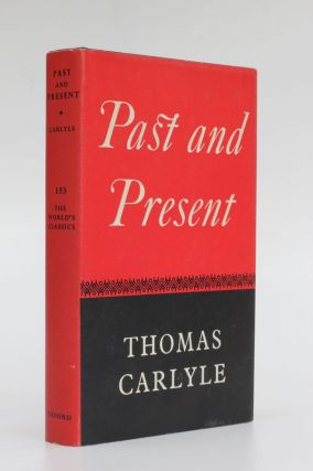 Past and Present. Thomas Carlyle
