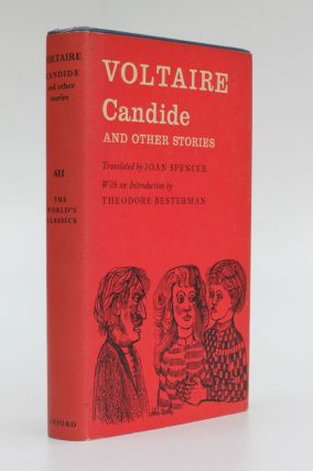 Candide and other stories. Francois Marie Arouet de Voltaire