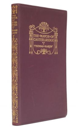 The Life and Death of the Mayor of Casterbridge. Thomas Hardy