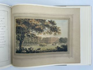 Humphry Repton: The Red Books for Brandsbury and Glemham Hall