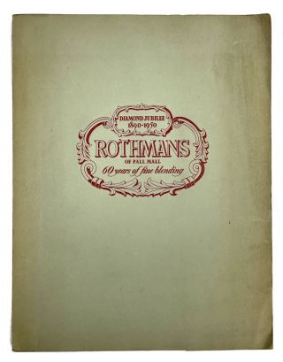 Rothmans of Pall Mall