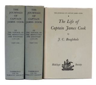 The Journals and Life of Captain James Cook